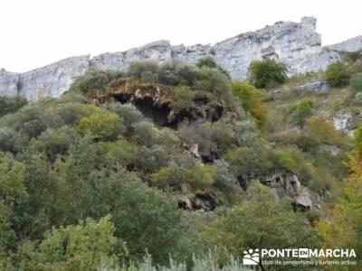 Cañones y nacimento del Ebro - Monte Hijedo;senderismo guadarrama;ruta por la pedriza